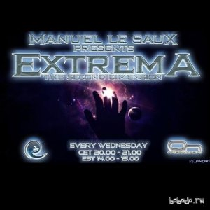 Extrema Radio Show Mixed By Manuel Le Saux Episode 423 (2015-09-23)