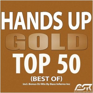 Hands Up Gold Top 50 (Best Of) (2015)