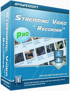 Apowersoft Streaming Video Recorder 5.0.9
