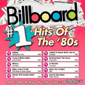 Billboard Hits of the 80s (2015)