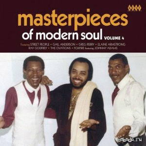 Masterpieces Of Modern Soul Vol.4 (2015)