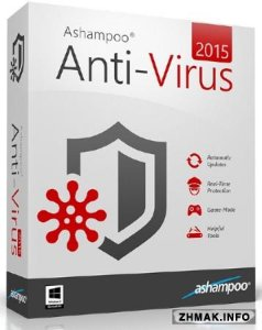 Ashampoo Anti-Virus 2015 1.2.1 DC 28.09.2015