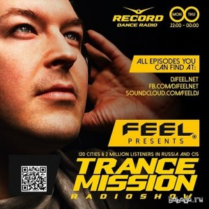DJ Feel - TranceMission Show (28-09-2015)