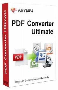 AnyMP4 PDF Converter Ultimate 3.2.6 + Rus