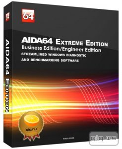 AIDA64 Extreme | Engineer | Business | Network Audit Edition 5.50.3600 Final RePack & Portable by KpoJIuK