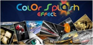 Color Splash Effect Pro v1.8.1 [Rus/Android]