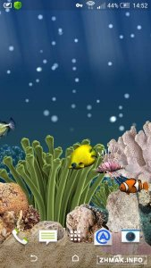 Aquarium 3D Live Wallpaper Pro v1.6.1 [Rus/Android]