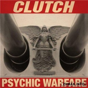 Clutch - Psychic Warfare (2015)