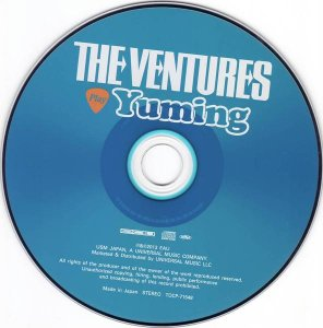 The Ventures - The Ventures Play Yuming (2013)