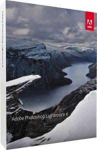 Adobe Photoshop Lightroom CC 6.2