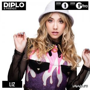 LIZ - Diplo and Friends BBC 1Xtra Guest Mix (2015)
