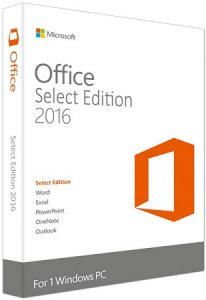 Microsoft Office 2016 Select Edition 16.0.4266.1001 RePack by KpoJIuK