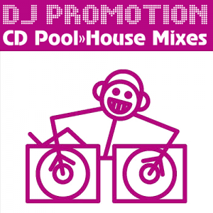 DJ Promotion CD Pool Big Room - House Mixes 418-420 (2015)