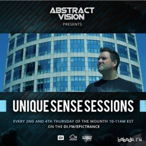 Abstract Vision - Unique Sense Sessions 003 (2015-10-08)