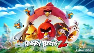 Angry Birds 2 v2.2.1 [Mod Gems/Energy/Rus/Android]