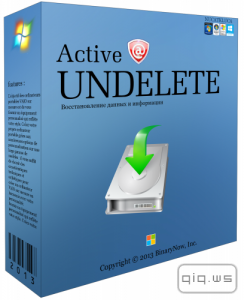 Active Undelete 10.2.9.1 Ultimate Corporate