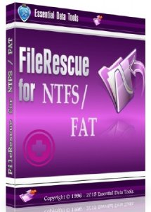 FileRescue for NTFS / FAT 4.13 Build 216