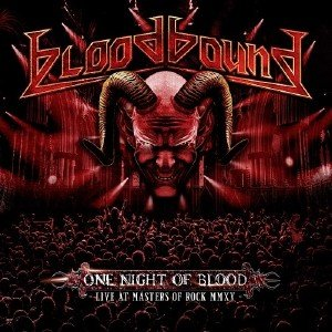 Bloodbound - One Night of Blood, Live at Masters of Rock MMXV (2016)