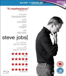 Стив Джобс / Steve Jobs (2015) HDRip/BDRip 720p