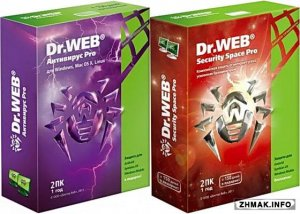 Dr.Web Security Space & Anti-Virus 11.0.1.2030