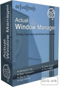 Actual Window Manager 8.7 Final [2016/ML/RUS]