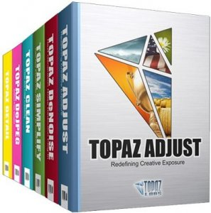 Topaz Plug-ins Bundle for Adobe Photoshop 02.2016