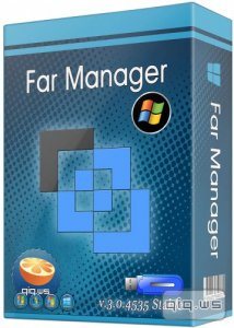 Far Manager 3.0 Build 4535 Stable + Portable [x86/x64] + RePack & Portable by D!akov (2016/ML/RUS)