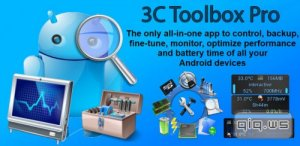 3C Toolbox Pro 1.6.11 (Android)