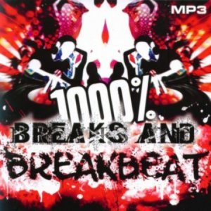 1000 % BreakBeat Vol. 53 (2016)
