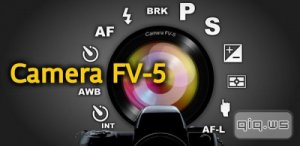Camera FV-5 v3.01 (Android)
