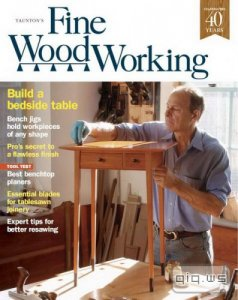 Fine Woodworking №253 (March-April 2016)