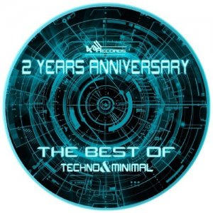 2 Years Anniversary - Best of Techno & Minimal (2016)