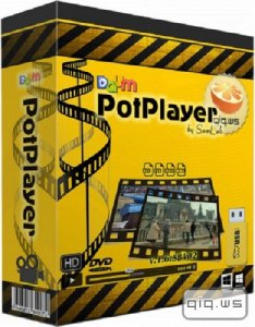 Daum PotPlayer 1.6.58613 Stable + Portable (x86/x64)