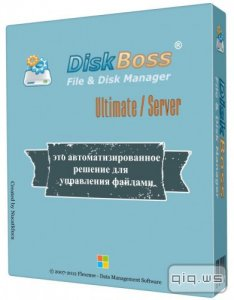 DiskBoss Ultimate 6.5.12