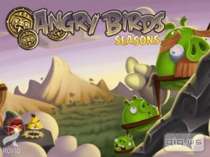 Angry Birds Seasons 6.0.0 (Android)