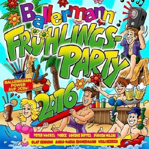 Ballermann Fruhlingsparty 2016 (2016)