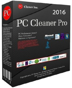 PC Cleaner Pro 2016 14.0.16.1.27 Portable (Ml/Rus)
