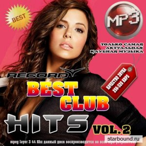 Best club Hits №2 (2016)