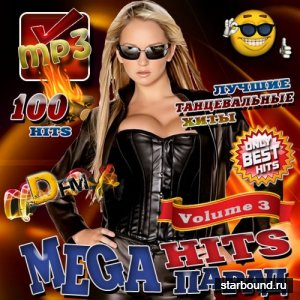 Mega Hits DFM Vol.3 (2016)