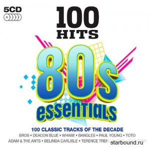 100 Hits 80s Essentials (2016)