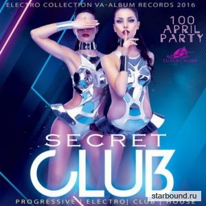 Secret Club: April Dance Party (2016)