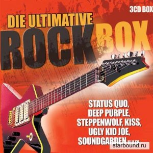 Die Ultimative Rock Box [3CD Box Set] (2007)