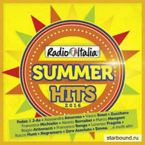Radio Italia Summer Hits 2016 (2016)