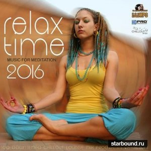Relax Time: Music For Meditation (2016)