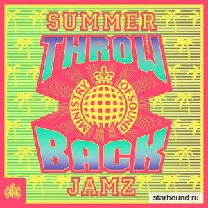 Ministry Of Sound - Throwback Summer Jamz (2016)