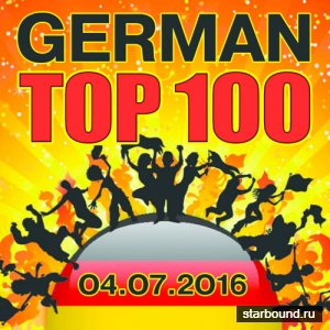 German Top 100 Single Charts 04.07.2016 (2016)