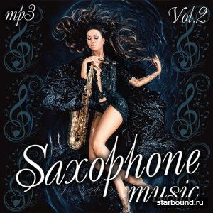Saxophone Music Vol.2 (2016)