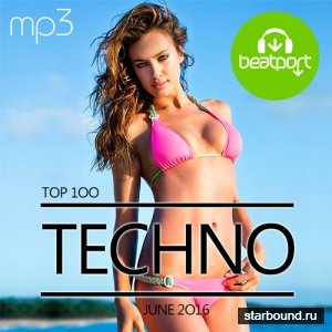 Beatport Top 100 Techno June 2016 (2016)