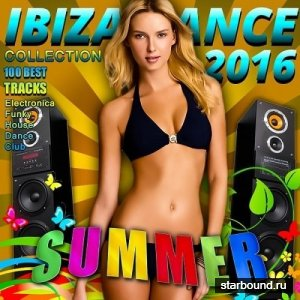 Ibiza Dance - Summer Collection (2016)