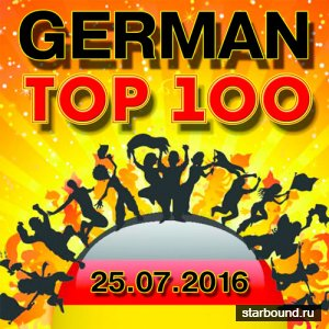 German Top 100 Single Charts 25.07.2016 (2016)